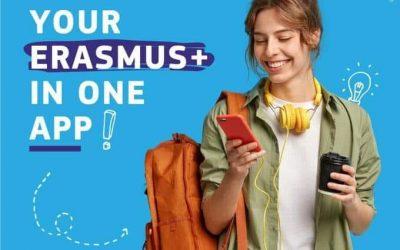 Il tuo Erasmus+ in un'app